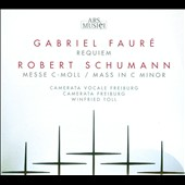 Faur&eacute;: Requiem; Schumann: Messe C-minor / Winfried Toll