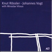 Johannes Vogt/Knut Rossler: Between the Times