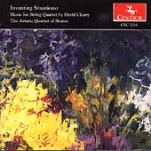 Inventing Situations - Cleary: String Quartets / Artaria