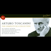 Arturo Toscanini: The Complete RCA Collection [85 CDs & DVD]