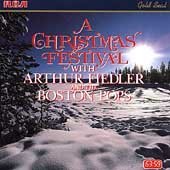 A Christmas Festival with Arthur Fiedler & the Boston Pops