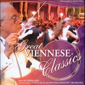 Great Viennese Classics - Light favorites by J. Strauss, E. Strauss & Heuberger (recorded live from the Glasgow Royal Concert Hall)