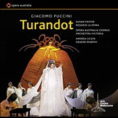 Puccini: Turandot / Foster, La Spina, Kwon, Arthur, Lowrencev, Moran, Corcoran et al. / Opera Australia