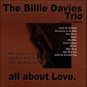 The Billie Davies Trio: All About Love