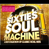 Various Artists: Sixties Soul Machine [Digipak]