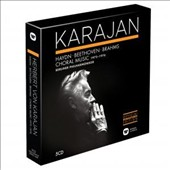 Karajan - Choral Music & Vocal Music of Haydn: The Seasons; Beethoven: Missa Solemnis; Brahms: German Requiem / Janowitz, Tomowa-Sintow; Baltsa; Van Dam (rec. 1970) [5 CDs]