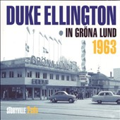 Duke Ellington: In Grona Lund 1963