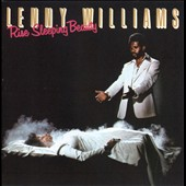 Lenny Williams (Vocals): Rise Sleeping Beauty