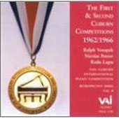 Van Cliburn Competition Retrospective Series Vol 4