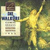 Wagner: Die Walk&uuml;re / Krauss, Varnay, Hotter, Resnik, et al