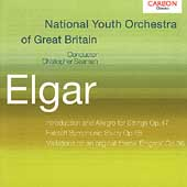 Elgar: Introduction and Allegro, etc / Seaman, et al