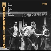 Various Artists: Modernists: A Decade of Rhythm and Soul Dedication [Slipcase]