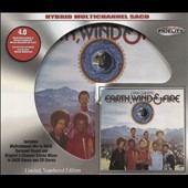Earth, Wind & Fire: Open Our Eyes [SACD]