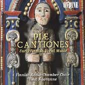 Piae Cantiones - Early Finnish Vocal Music / Nuoranne, et al