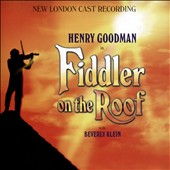 Jerry Bock: Fiddler on the Roof [2015 New London Cast Recording]