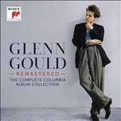 Glenn Gould Remastered: The Complete Columbia Album Collection [81 CDs]
