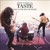 Taste (Ireland): What's Going on Taste: Live at the Isle of Wight 1970 [DVD] *