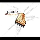 Various Artists: Piano in the House [Digipak]