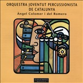 Youth Percussion Orchestra of Catalonia  plays J.S. Bach, Colomer, Icens, Strauss, Arndt-Altmann, Andreiev, Karai