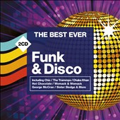 Various Artists: The Best Ever Funk and Disco