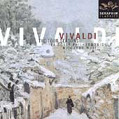 Vivaldi: The Four Seasons, etc / Muti, La Scala Philharmonic