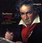 Beethoven: Complete Cello Sonatas / Immerseel, Bylsma
