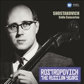 Shostakovich Cello Concertos Nos. 1 & 2,
