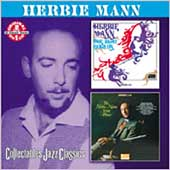 Herbie Mann: The Beat Goes On/The Herbie Mann String Album