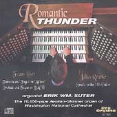 Romantic Thunder - Liszt, Reubke / Erik Suter
