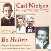 Nielsen - Orchestrated & Conducted by Bo Holten / Odense SO