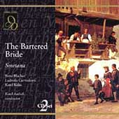 Smetana: The Bartered Bride / Ancerl, Blachut, Kalas, et al