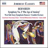 American Classics - Bernstein: Symphony no 2, etc