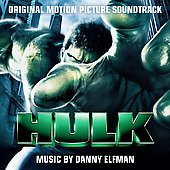 Danny Elfman: Hulk [Original Motion Picture Soundtrack]