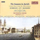 The Seasons in Zurich / Ford, Purcell Singers, et al