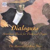 Dialogues - American Music for Flute and Organ / Marianiello