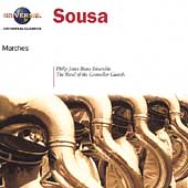Sousa: Marches / Philip Jones Brass, Grenadier Guards Band