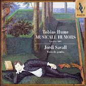 Hume: Musicall Humors / Jordi Savall