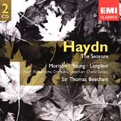 Gemini - Haydn: The Seasons / Beecham, Morison, Young