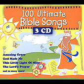 Various Artists: 100 Ultimate Bible Songs [Digipak]