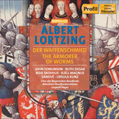 Lortzing: The Armorer of Worms / Hager, Tomlinson, et al
