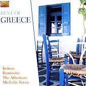 The Athenians/Michalis Terzis/Kriteos & Romiosini: Best of Greece [Arc 2005]