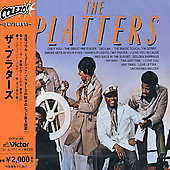 The Platters: Platters [JVC Victor]