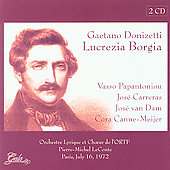 Donizetti: Lucrezia Borgia;  Verdi / Leconte, Lopez-Cobos