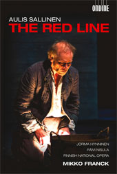 Sallinen: The Red Line / Franck/Finnsih NO, Hynninen, Nisula [DVD]
