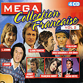 Various Artists: Mega Collection Francaise, Vol. 2
