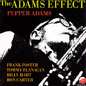 Pepper Adams: Adams Effect