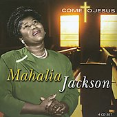 Mahalia Jackson: Come to Jesus [Box Set] [Box]