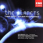 Holst: The Planets / Rattle, Berliner Philharmoniker