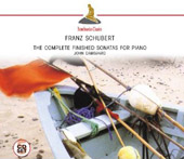 Schubert: Sonatas For Piano (Complete)