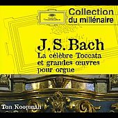Bach J.s:  Toccata & Fuge  In D Minor, Toccata & Fugue In F Major, Canzona In D